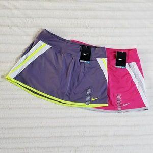 Nike Athletic Skirt Lot NEW (Sz M)